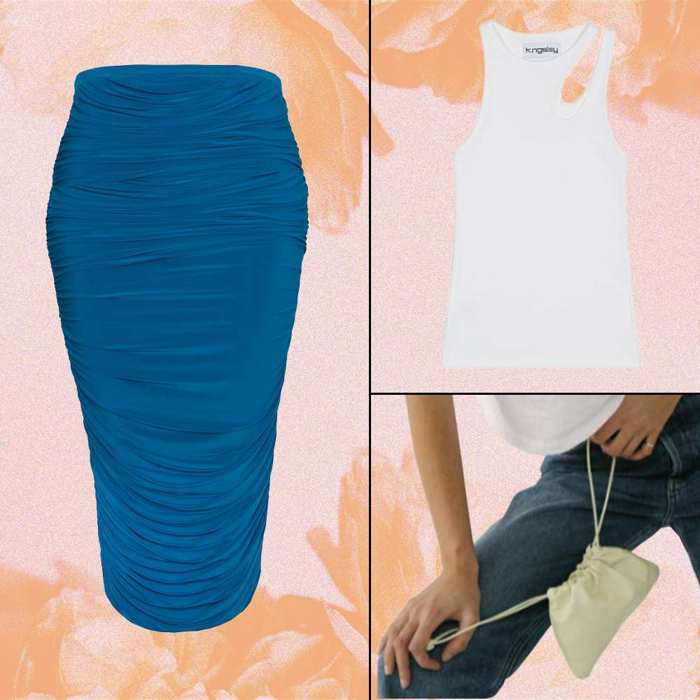 Color Clash Going Out Outfit