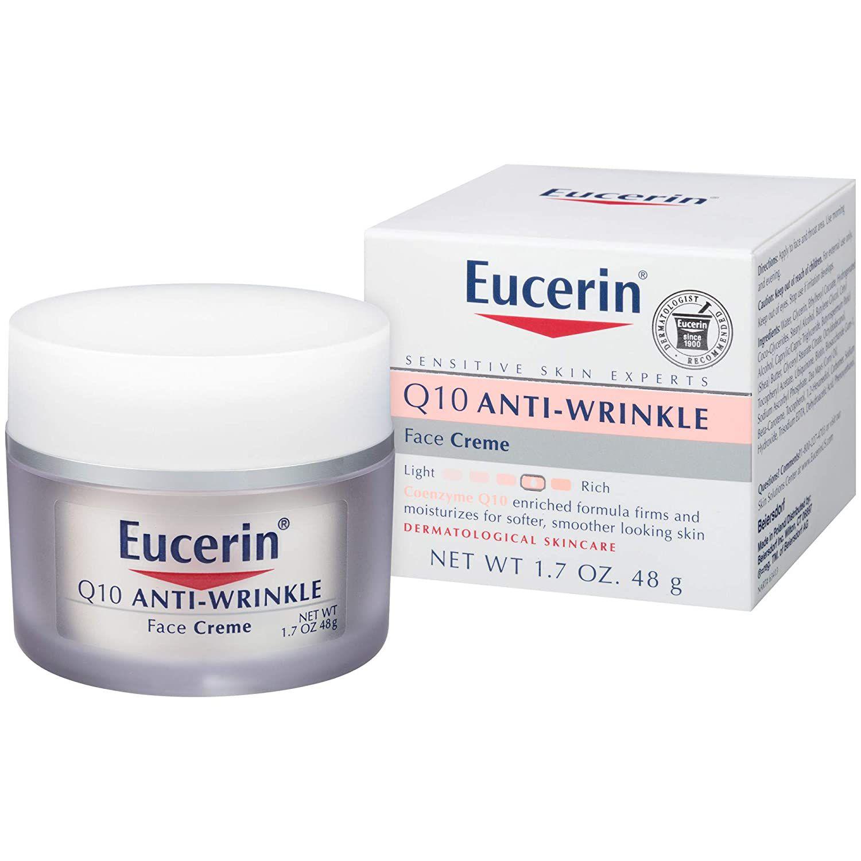 Eucerin Q10 Anti-Wrinkle Face Cream