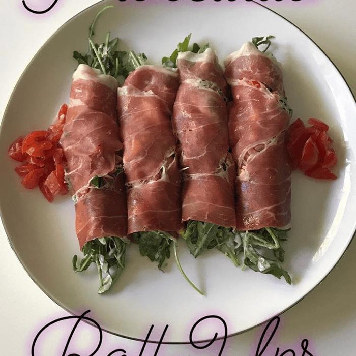prosciutto roll-ups