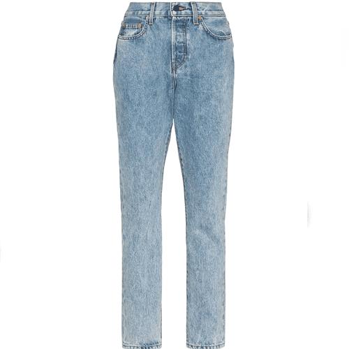 Wardrobe NYC Mid-Rise Skinny Jeans