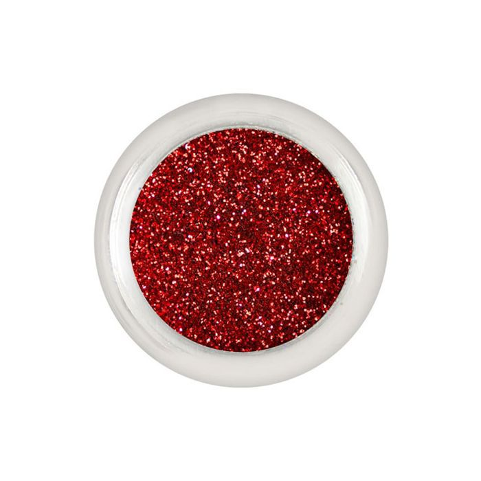 LA Splash Cosmetics Crystallized Glitter in Bloody Mary