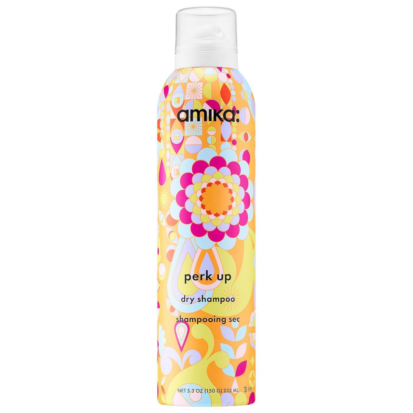 amika Perk Up Talc-Free Dry Shampoo