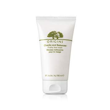 Checks and Balances(TM) Frothy Face Wash 1.7 oz/ 50 mL
