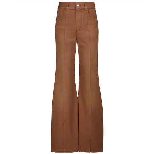 High-Rise Bell-Bottom Pants ($1,095)