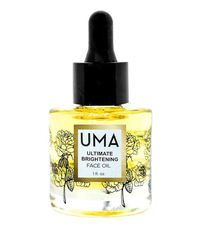 Vegan beauty: Uma Oils Ultimate Brightening Face Oil