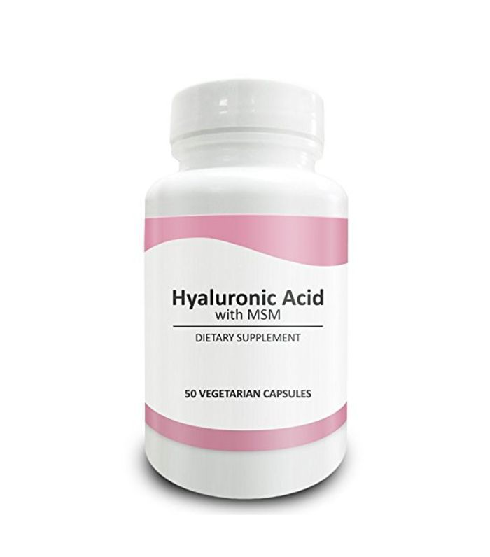 Pure Science Hyaluronic Acid With MSM Supplements