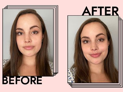 Lawless Forget the Filler Lip Plumping Gloss Results on Alexa Garcia