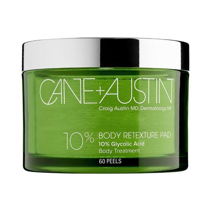 Body Retexture Pads 10% Glycolic Acid Body Treatment 60 Peels