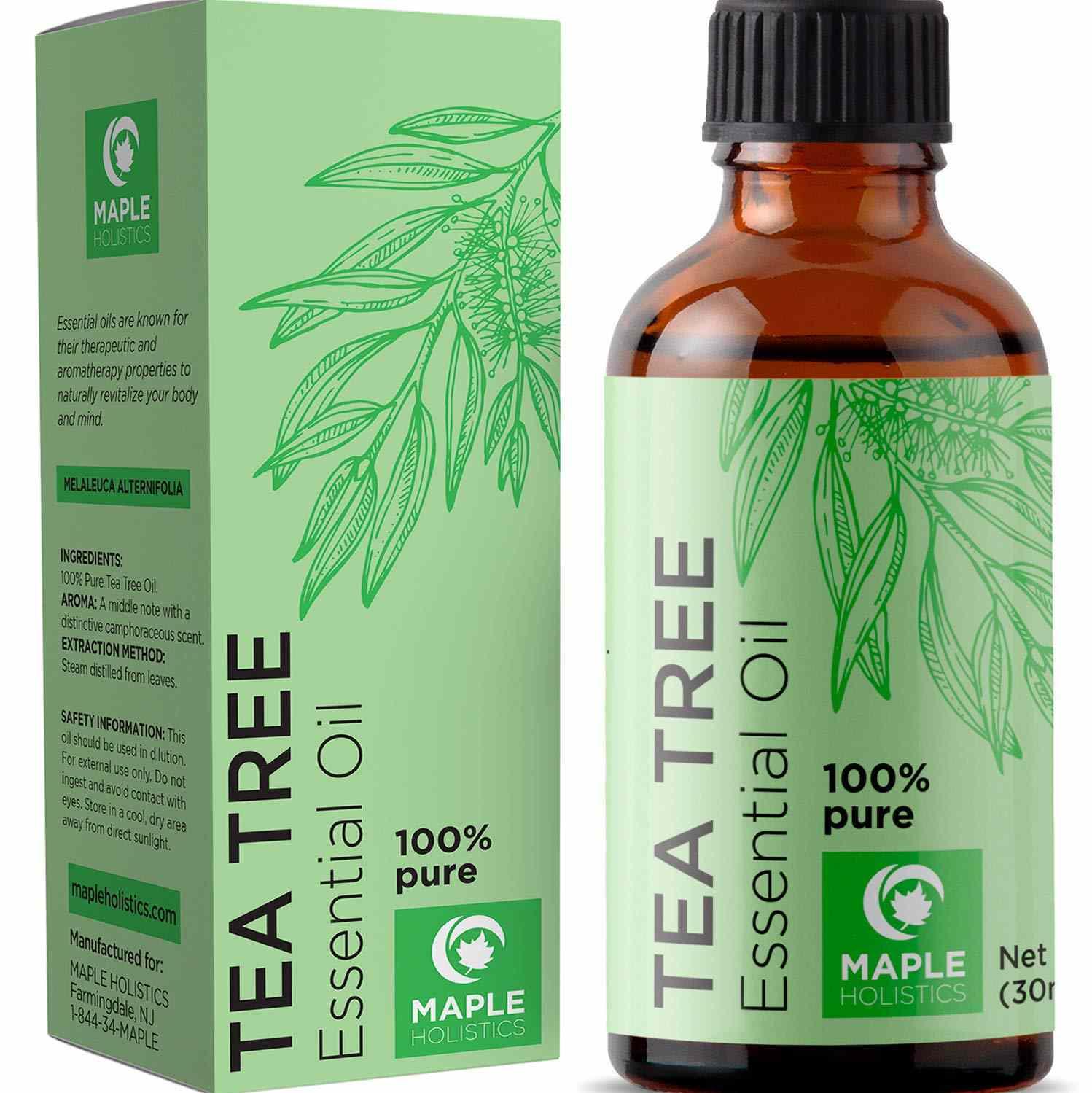 Maple Holistics 100% Pure Tea Tree Oil