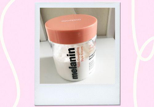Melanin Hair Care Elongating Cream
