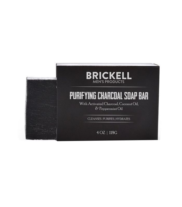 Purifying Charcoal Soap Bar