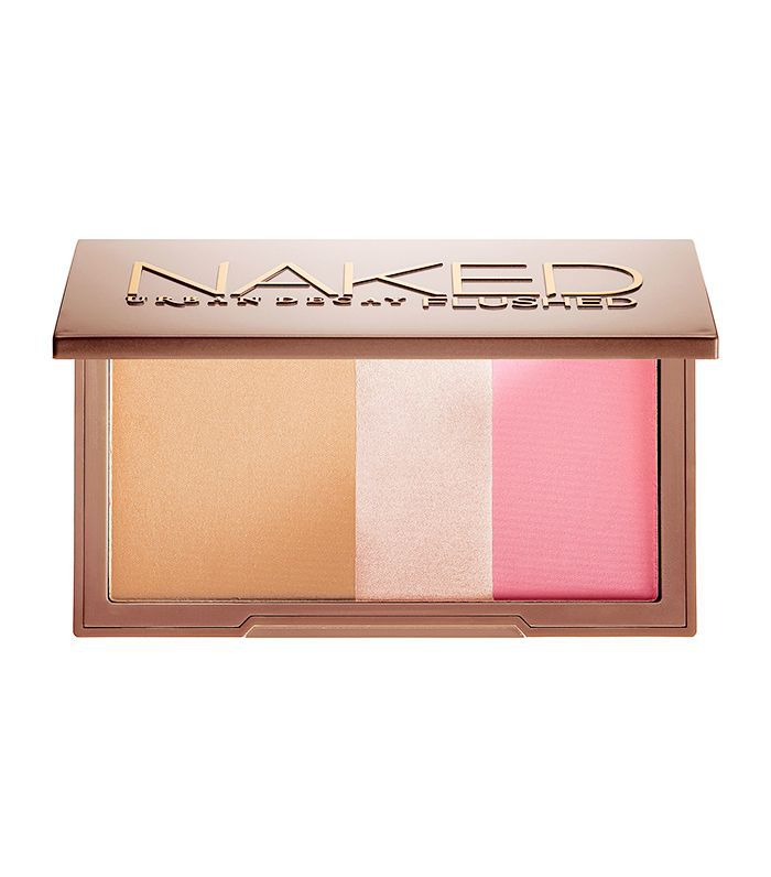 Urban Decay Naked Flushed - best highlight and contour kits