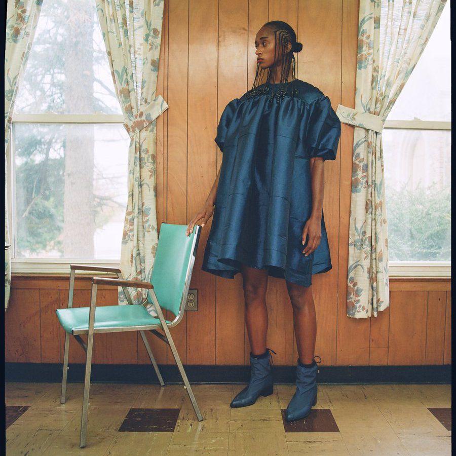 William Okpo Choir Dress