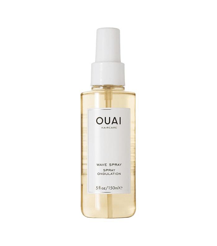 ouai wave spray - best hair products