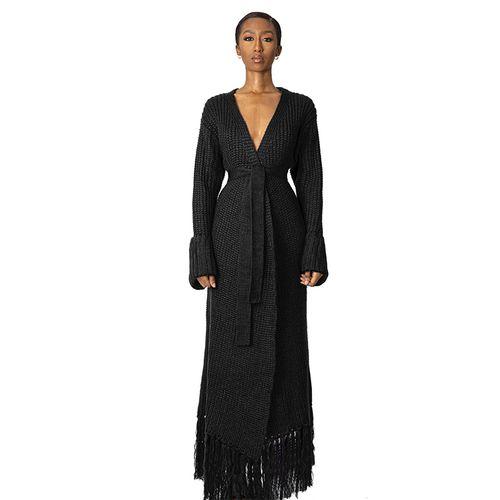 Miya Knit Cardigan Dress ($209)