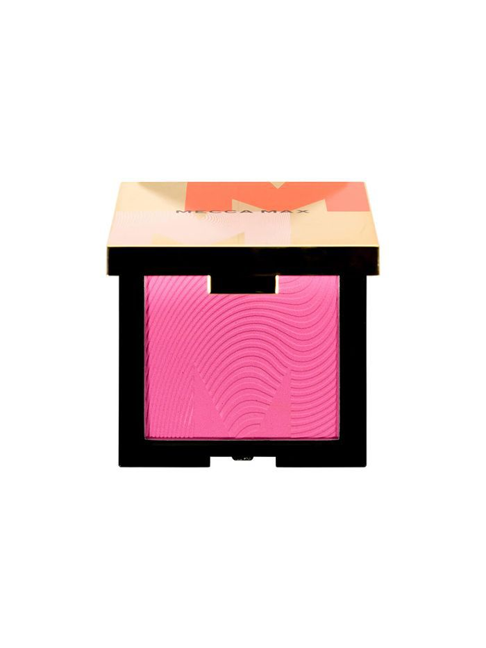 Best Blush for Oily Skin Mecca Max Chic Cheek Blush Powder
