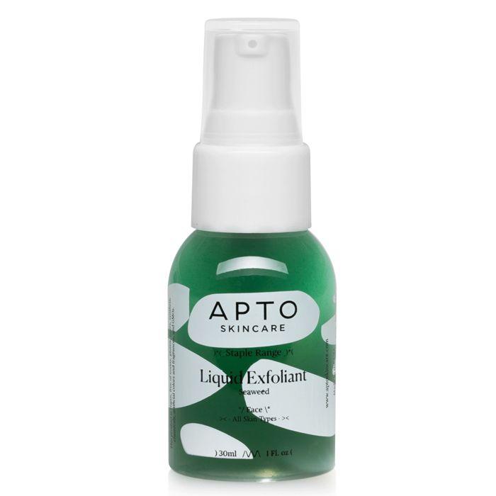 Apto Skincare Liquid Exfoliant Seaweed