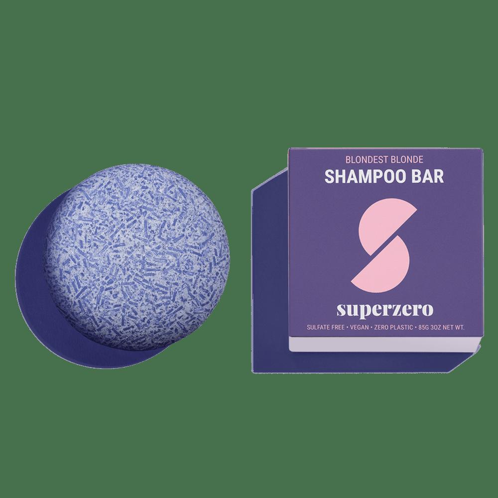 Superzero Purple Shampoo Bar