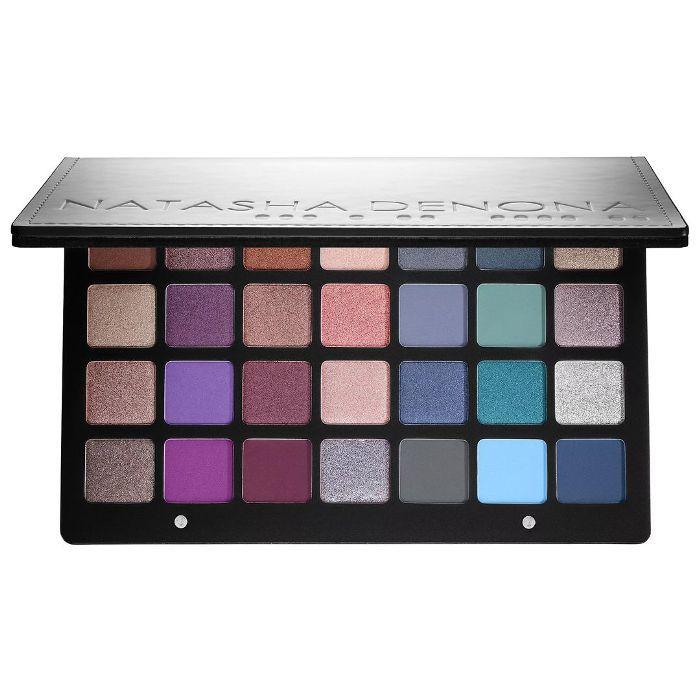 Eyeshadow Palette 28 Purple Blue 2.47 oz/ 70 g