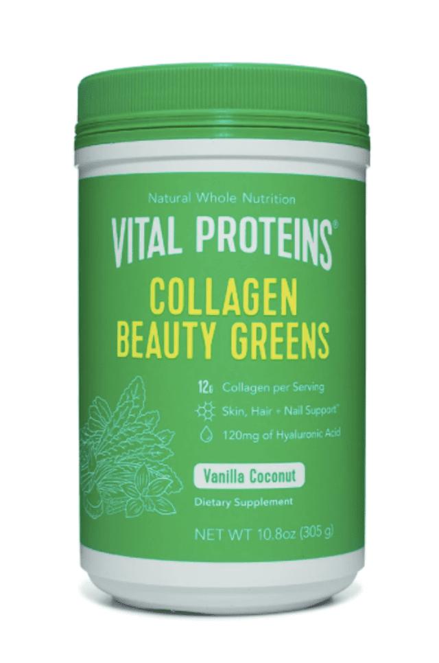 Vital Proteins Collagen Beauty Greens Powder