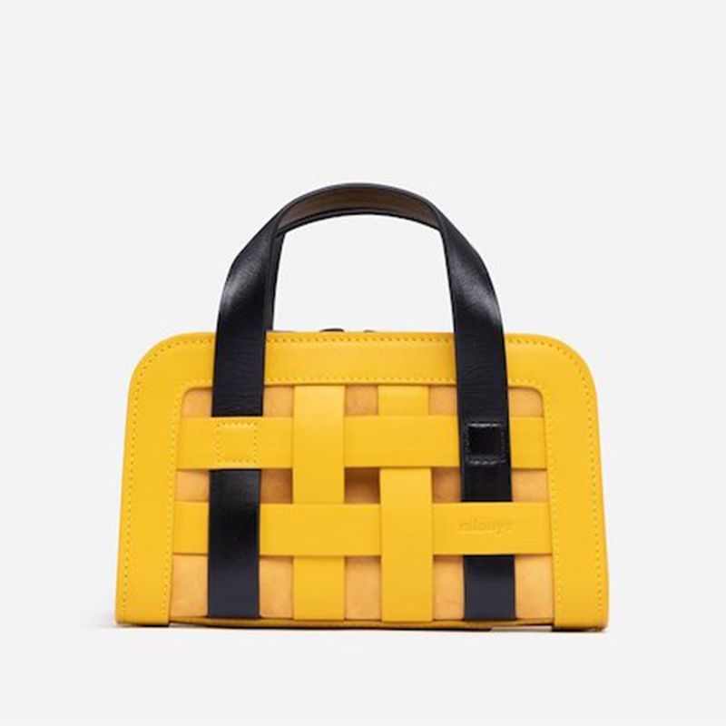 Mini Woven Bag