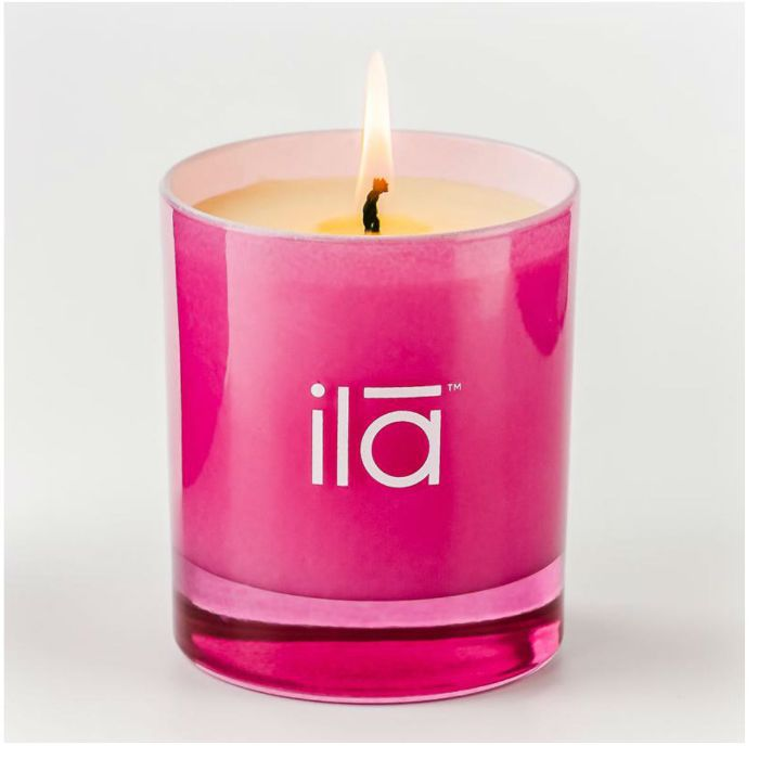 Ila Fragrant Candle for Inner Peace