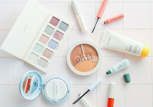 urban outfitters ohii beauty brand