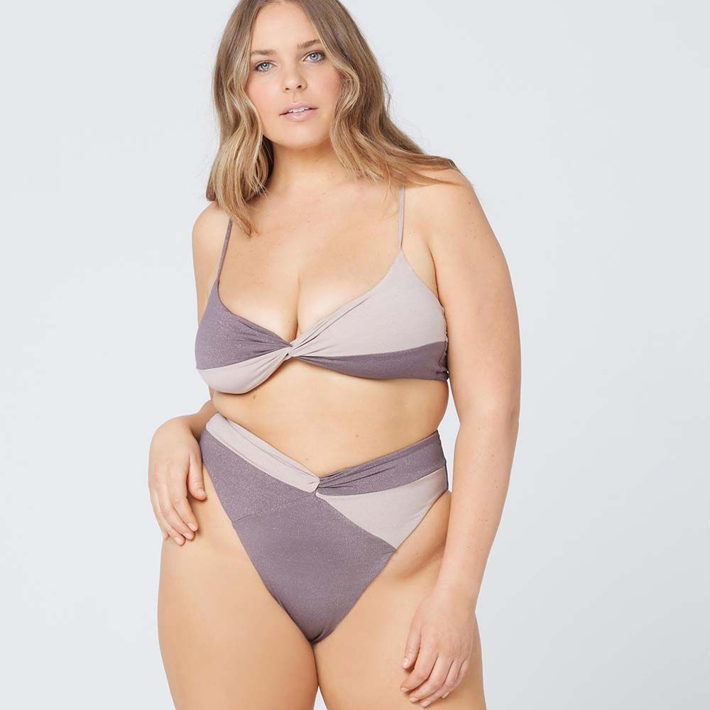 Shimmer Nancy Lee Bikini Bottom