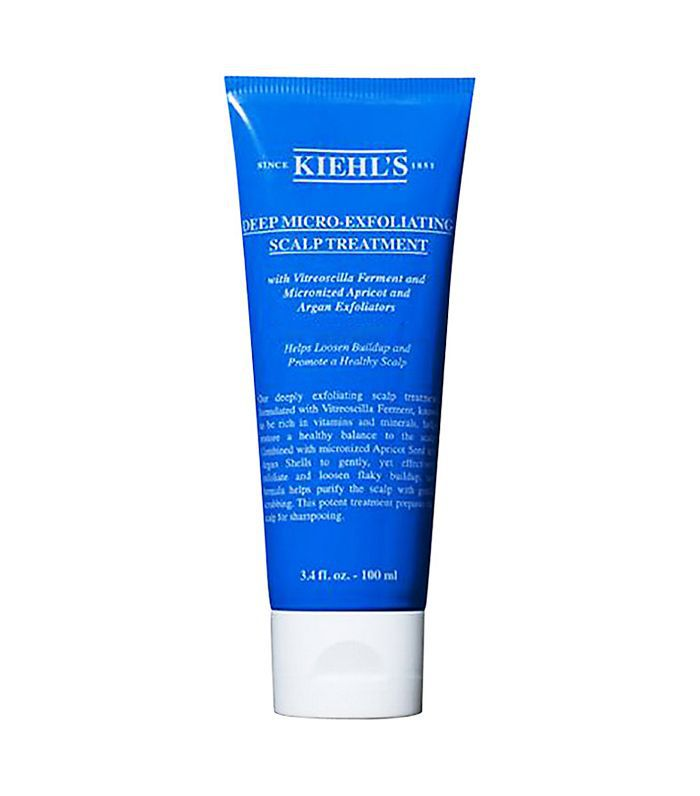 Best scalp scrub: Kiehl's Deep Micro-Exfoliating Scalp Treatment