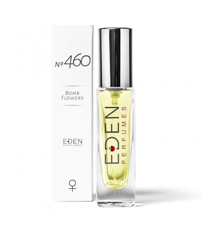 Best vegan perfume: Eden Perfumes No.460 Bomb Flowers