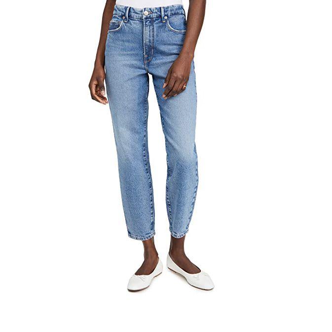 Good American Mom Jeans