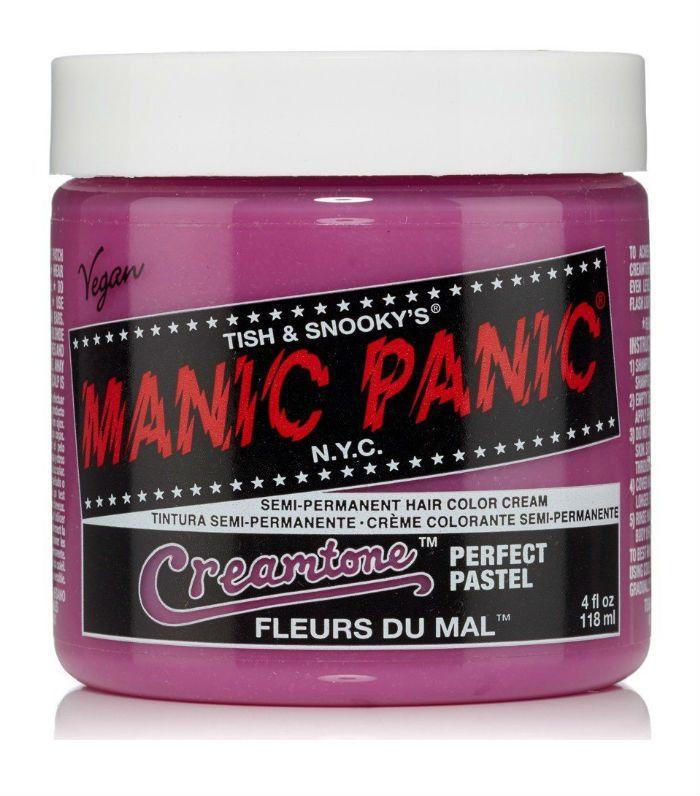 natural hair dye: Manic Panic