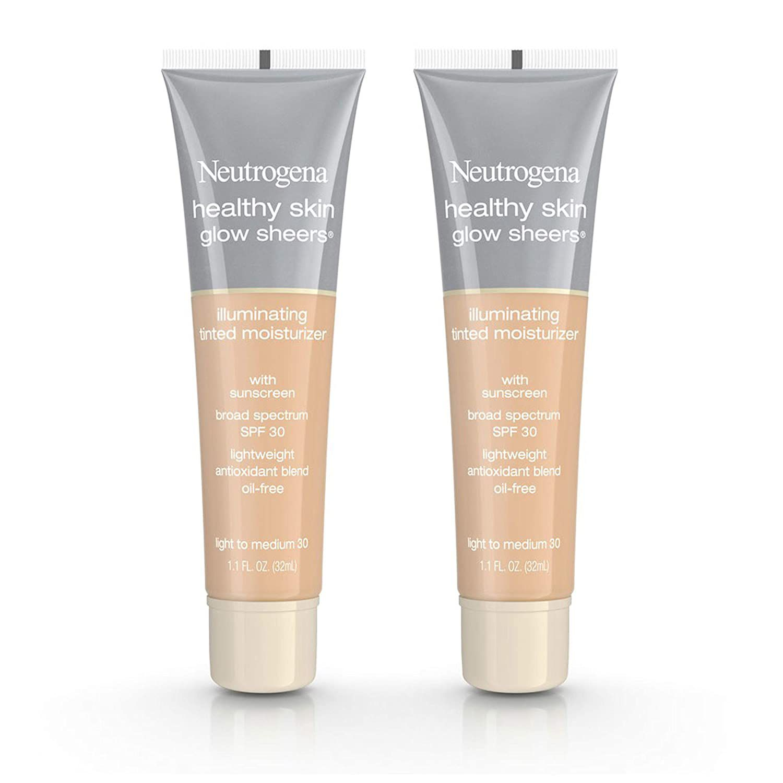 Neutrogena Healthy Skin Glow Sheers Broad Spectrum SPF 30
