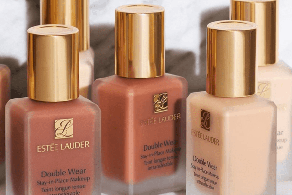 estee lauder double wear foundation in different shades