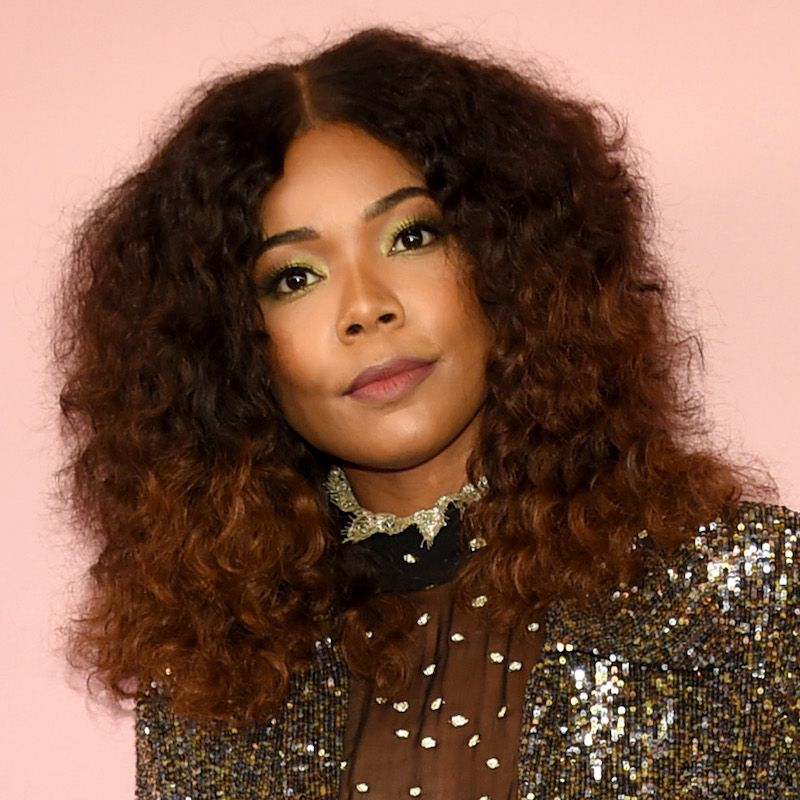 Brown Ombré Hair Gabrielle Union