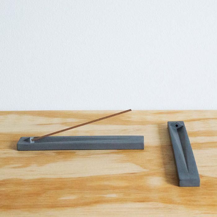 alternative nostril breathing: incense holder