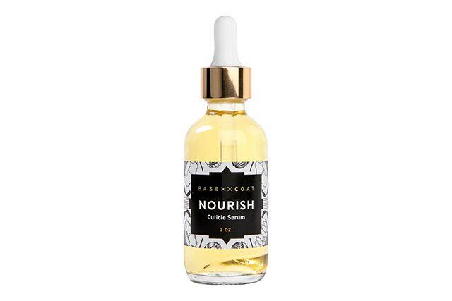 base coat lemongrass and rosehip cuticle serum