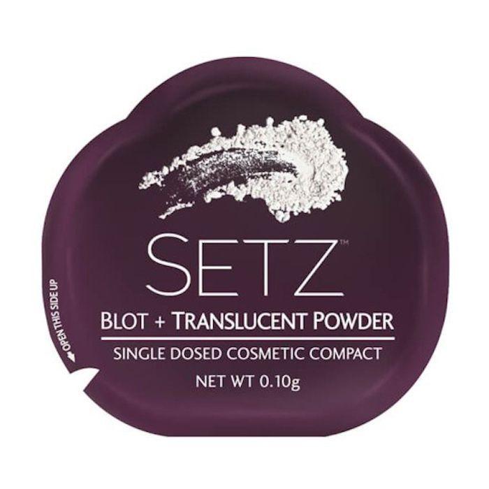 SETZ Blot + Setting Powder