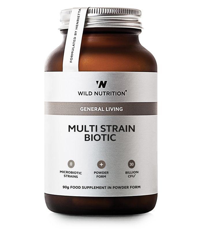 Small wellness tweaks: Wild Nutrition Multi Strain Biotic