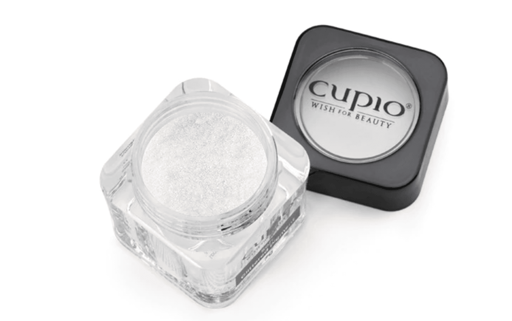 Cupio Glitter Pigment - New Year's Eve Makeup