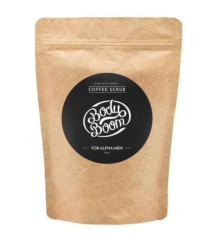 beauty gifts for men: Bodyboom Coffee Scrub For Men