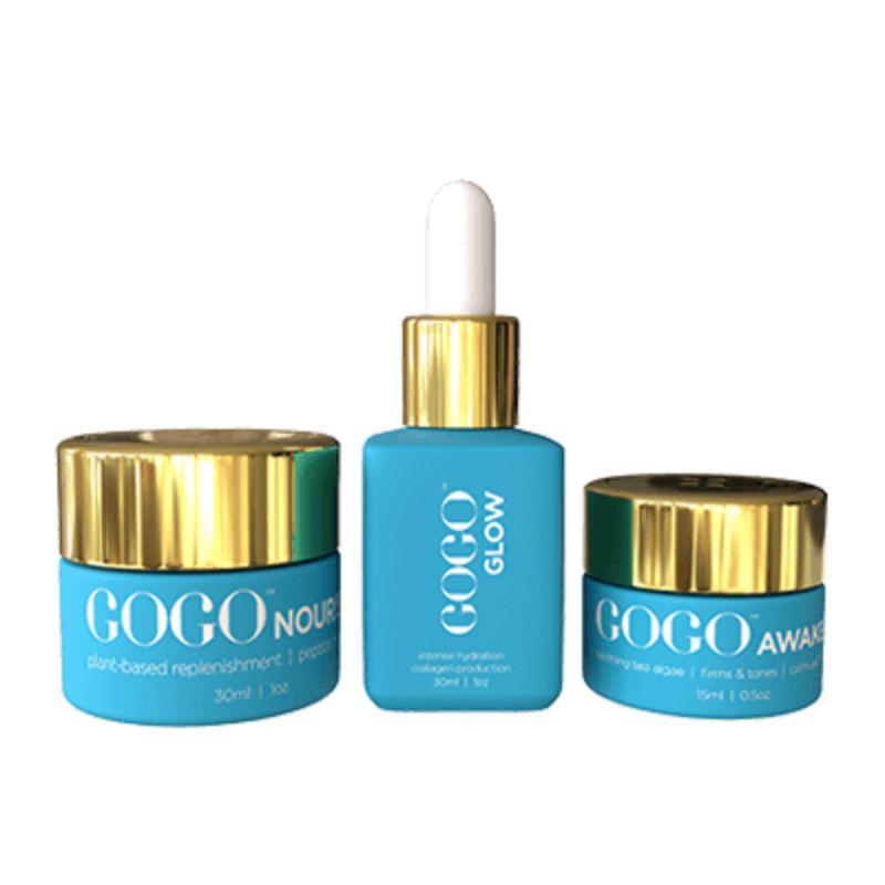 GOGO Skincare Three-Step System
