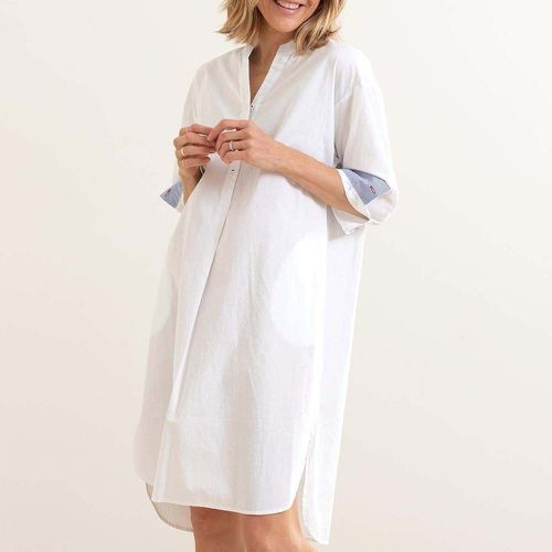 Essential Shirt Dress ($129)
