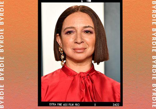Maya Rudolph at 2020 Vanity Fair Oscar Party