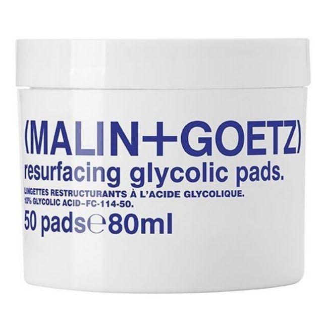 Malin + Goetz Resurfacing Glycolic Pads