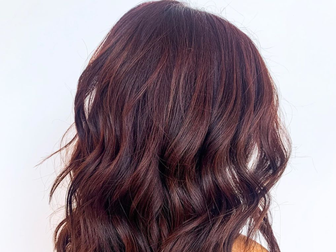 11 Burgundy Hair Colors to Copy in 11
