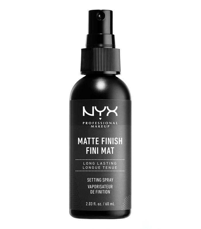 Best Drugstore Face Mist: NYX Professional Make Up Make Up Setting Spray