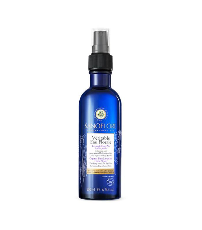 Sanoflore Organic Lavender Floral Water Purifying Toner Mist