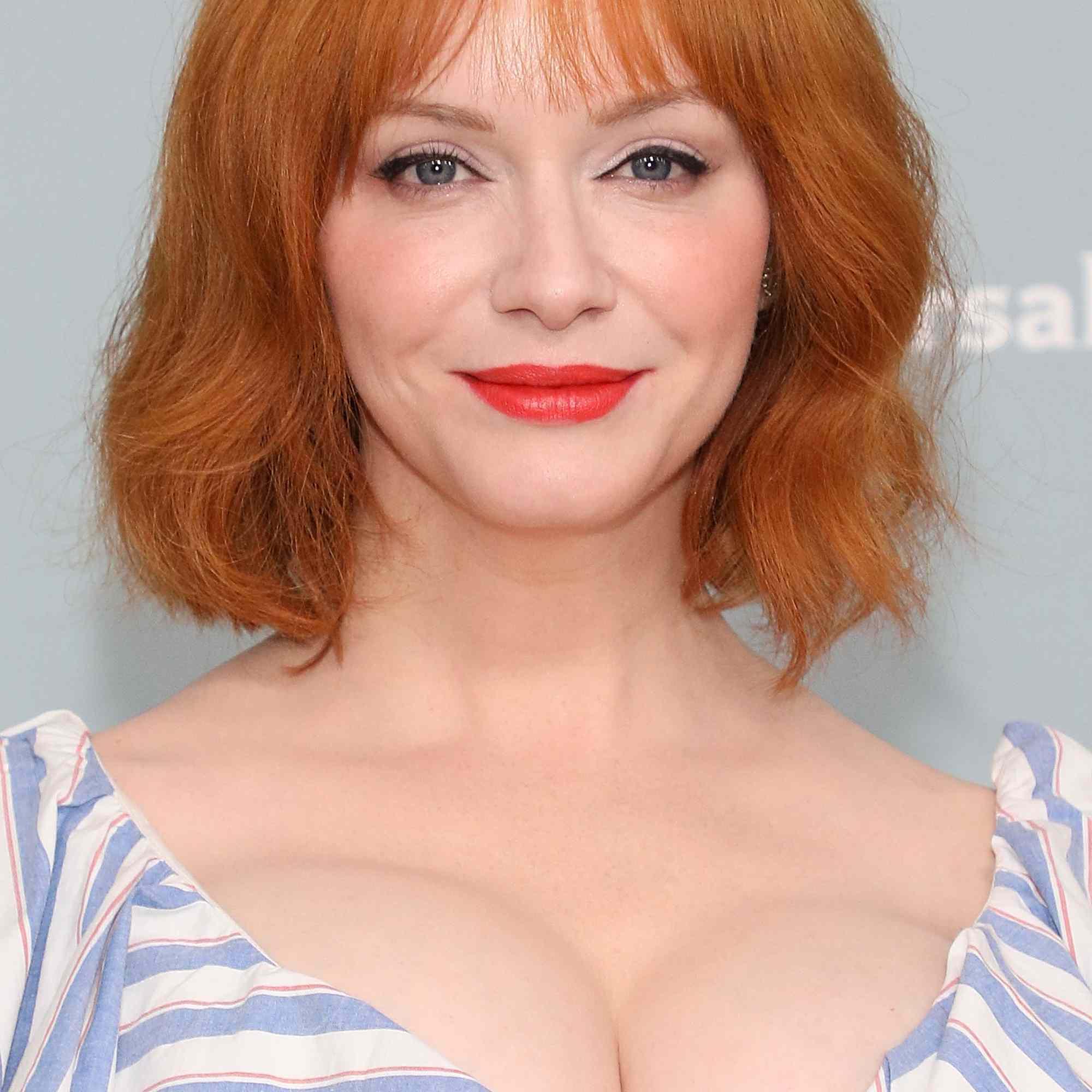 Christina Hendricks- Red Hair
