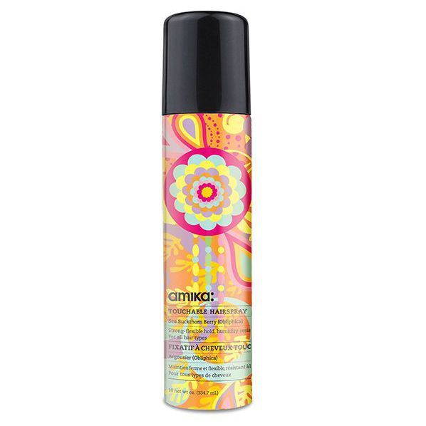 Amika Touchable Hairspray Mini